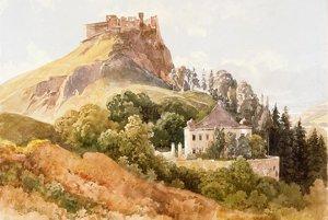 Považský hrad a renesančný kaštieľ