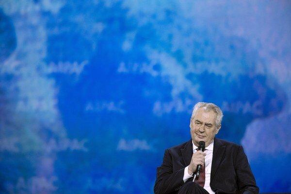 Kritika Zemana sa tentokrát týka jeho výrokov o Rusku a kríze na Ukrajine.