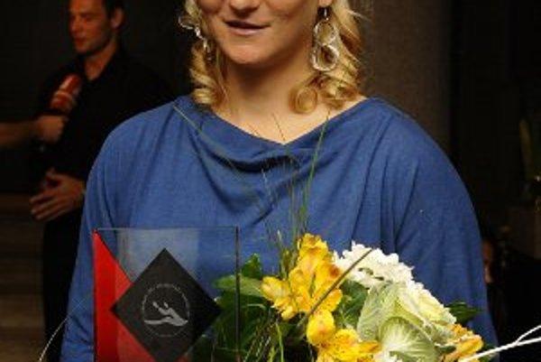Ivana Kmeťová si na budúci rok chce zlepšiť olympijskú reputáciu.