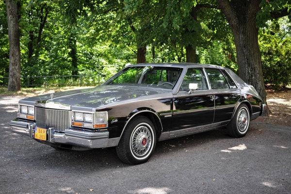 Cadillac Seville 6,0 V8 Elegante 1981