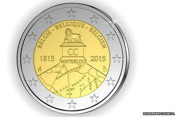 Sporná eurominca.
