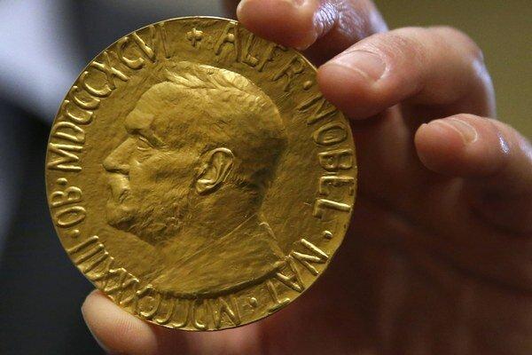 Nobelova cenu za mier z roku 1936.