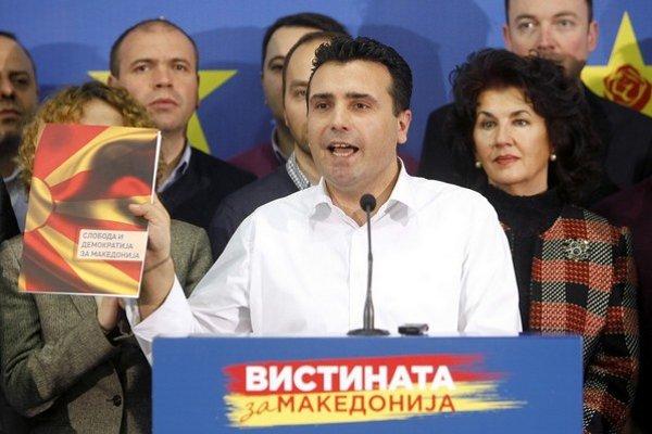 Líder macedónskej opozície vládu obvinil z odpočúvania 20-tisíc ľudí.