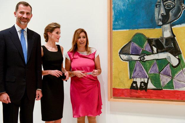 Picassove múzeum v Malage má rozsiahlu zbierku obrazov a ďalších umeleckých predmetov.