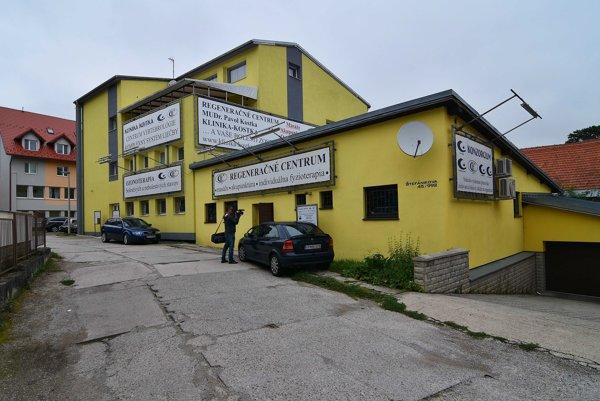 Klinika Kostka.