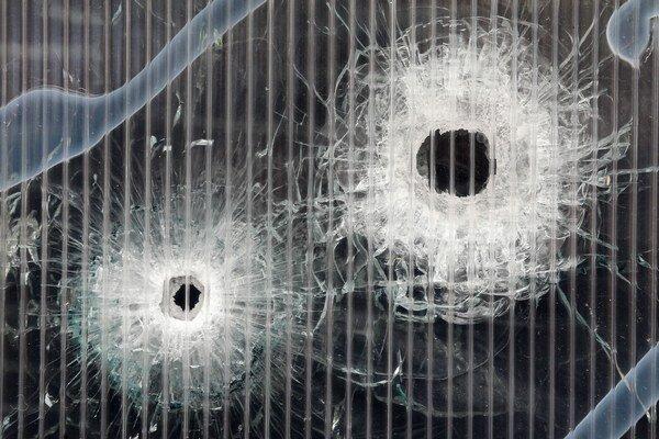Stopy po streľbe v Kodani.