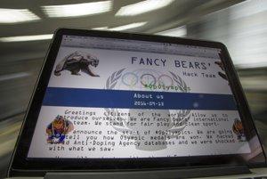 Hackerská skupina Fancy Bears sa v posledných dňoch stará vo svete športu o poriadny rozruch