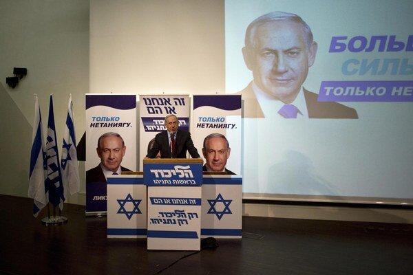 V marci budú v Izraeli voľby.