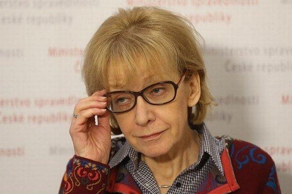 Helena Válková.