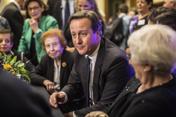 David Cameron je konzervatívec a práve preto podporuje manželstvá gejov.