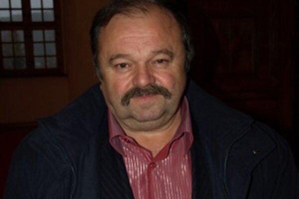 František Klajber za vyše stonásobné darcovstvo získal Kňazovického medailu.