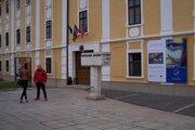 Sídlo Turčianskej galérie v Martine.