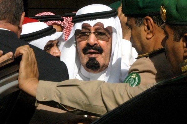 Kráľ Abdalláh.
