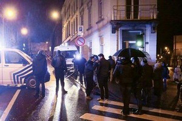 Dve obete a jedného zraneného si vo štvrtok večer vyžiadala protiteroristická operácia v mestečku Verviers na východe Belgicka.