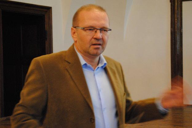 Miroslav Buraľ. Pád meteoritu treba v regióne využiť.