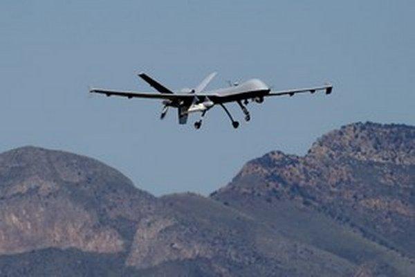 Americký dron.