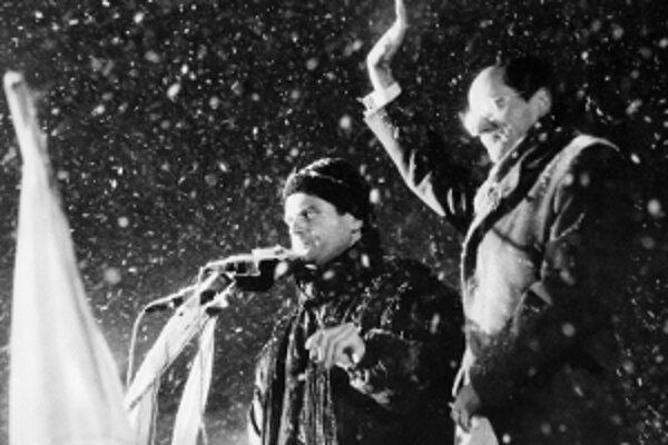 Aj Hornonitrania si pripomenú 22. výročie Nežnej revolúcie.