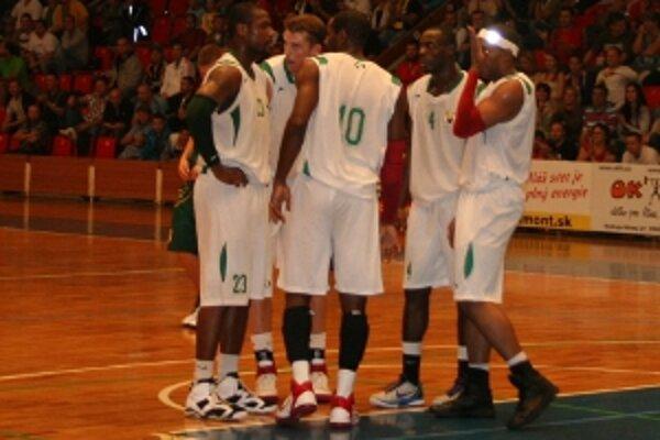 Basketbalistom Prievidze sa nedarí naskočiť na víťaznú vlnu.