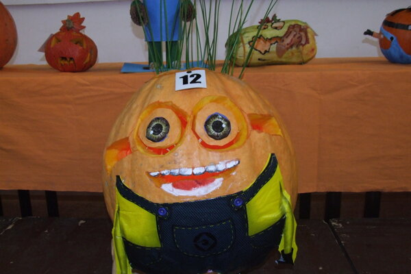 Minulý rok súťaži dominovali obľúbení Mimoni.