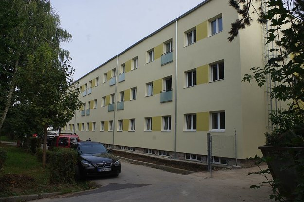 Prestavba objektu v Strojárenskej štvrti.