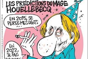 """Prepovede čarodejníka Houellebecqa:<br>""""V roku 2015 stratím zuby, v 2022 oslávim ramadán!"""""""