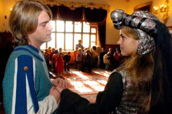 Rytierske dni budú na Bojnickom zámku aj počas soboty a nedele.