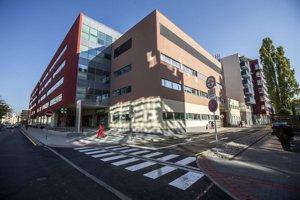 Vojenská Nemocnica sv. Michala sa presťahovala do nových priestorov.