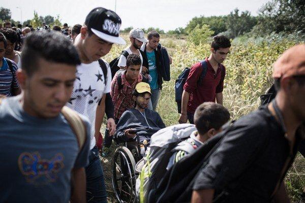 Migračná kríza vyostruje napätie v Európe.