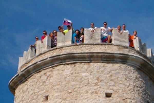 Slováci v Chorvátsku stihli navštíviť aj kultúrne pamiatky
