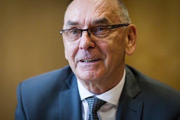 Karol Mitrík.