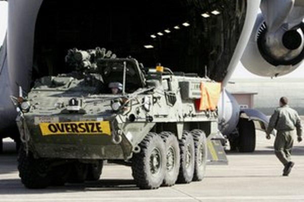 23ce77df9 Americký vojenský konvoj prejde Slovenskom. Bude mať vyše 100 vozidiel