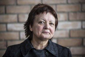 Eva Gajdošová.