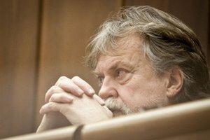 Biľak nebol odsúdený, argumentuje Dušan Jarjabek zo Smeru.