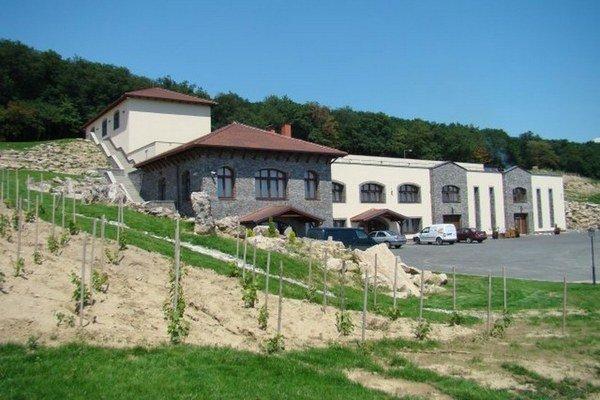Župný poslanec Štefan Duč a jeho vinárstvo vo Viničkách. Z dotácií od Európskej únie podľa jej vyšetrovateľov sporne minul až 90 percent.