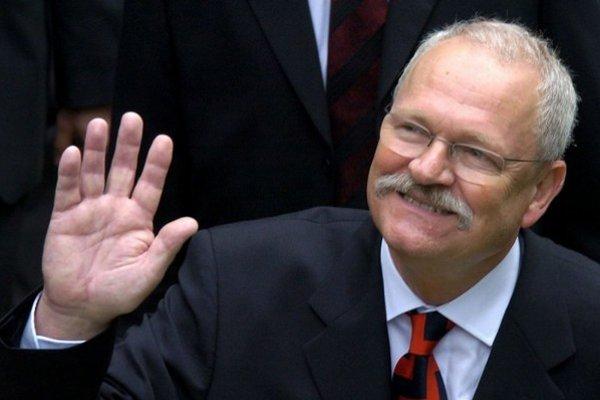 Ivan Gašparovič starší.