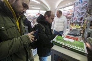 Charlie Hebdo sa predával aj v Bratislave.