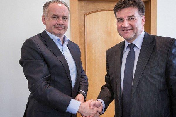 Andrej Kiska bude ešte o účasti na oslavách v Moskve hovoriť s ministrom zahraničia Miroslavom Lajčákom.