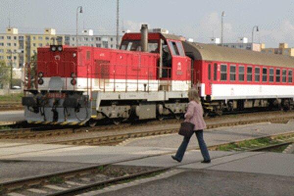 Z prievidzskej stanice bude od mája od chádzať menej vlakov.