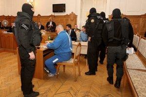 Svedok Juraj Bilík alias Čapatý vypovedá na súde.