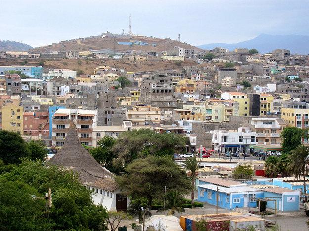 Hlavné mesto Praia má zaujímavé historické centrum.