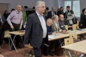 Predseda SAV Pastorek.