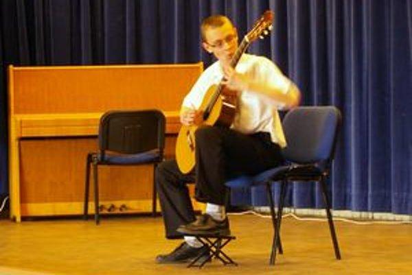 Svoje sily si gitaristi zmerali na súťaži v Bojniciach.