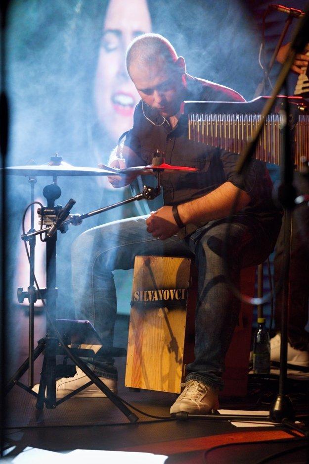 Gabriel Silvay je hlavou kapely. Stará sa o aranžmány a ovláda niekoľko nástrojov.
