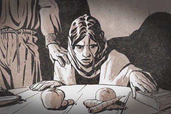 Matka z Madaye sa snaží udržať nažive svojich päť detí.