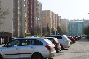 Parkovanie je problematické najmä na prešovských sídliskách.