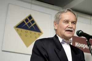 Jozef Sitko založil Nadáciu Slovak Gold.