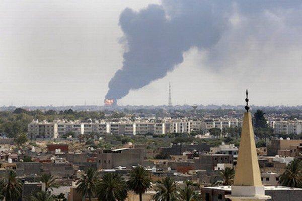 Tripolis je nebezpečné miesto.