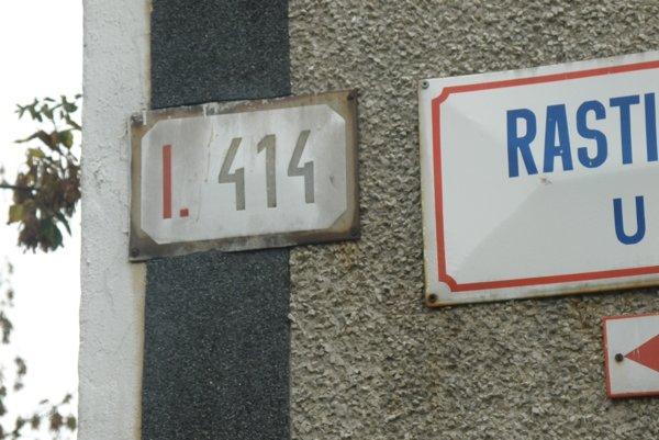 Na nových budovách v Prievidzi už nebudú rímske číslice.