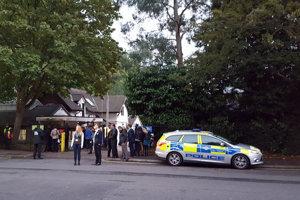 V Londýne utiekla jedna zo siedmich goríl.