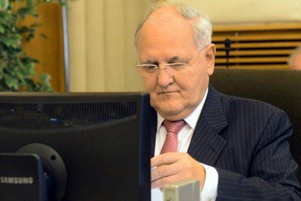 Minister Čaplovič.